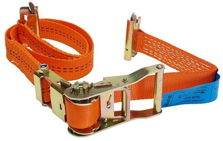 A heavy-duty strap