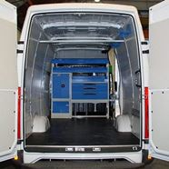 04_A van fitted out by Syncro System North America