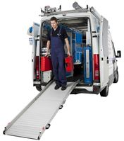 A Syncro System loading ramp