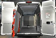 01_A Fiat Ducato fitted with access ramp, liners and a hoist by Syncro North America